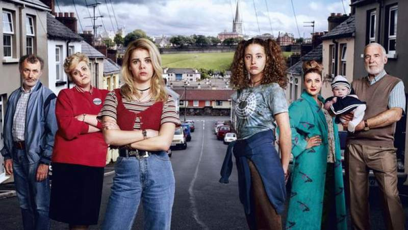Derry Girls consolidates as the biggest series in the North