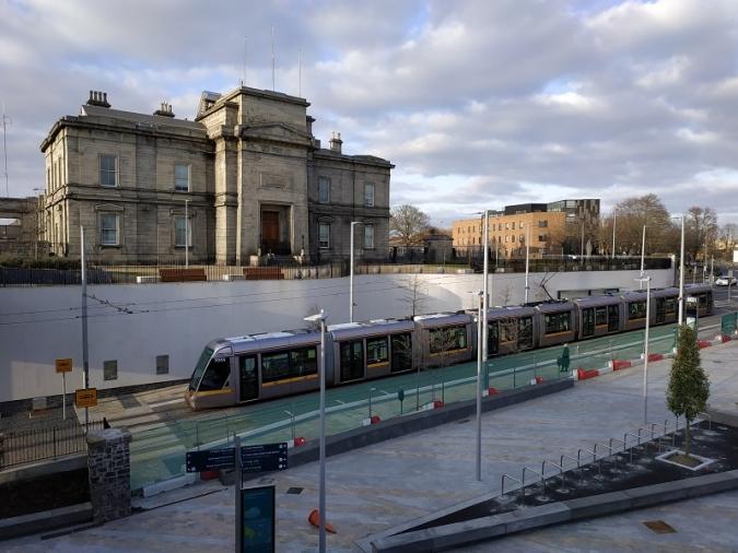 L'antiga Broadstone Station reneix de les seves cendres