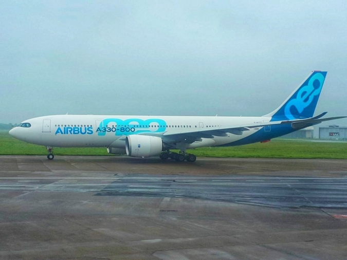 Shannon i Airbus: a la tempesta Lorenzo, bona cara