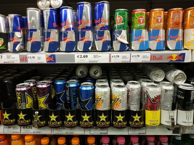 Irlanda, setena potència mundial en beguda energètica