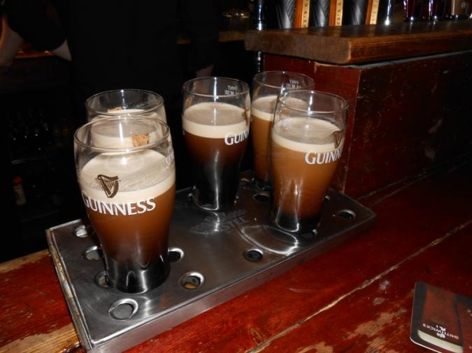 La Mansion House escura els darrers barrils de cervesa