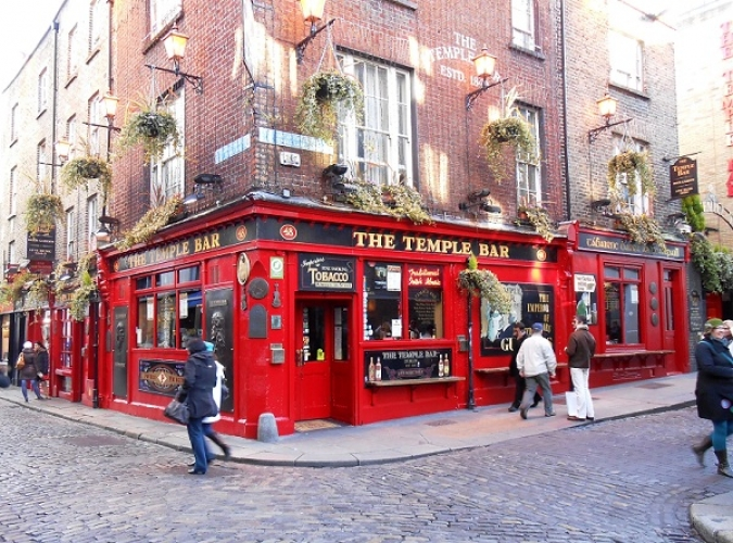 The future looks quite good for Dublin pubs