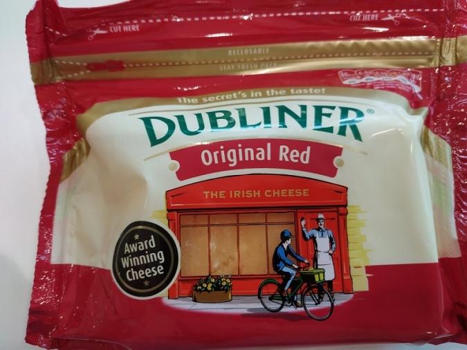 El bisbe com el formatge, un altre Dubliner fet a Cork