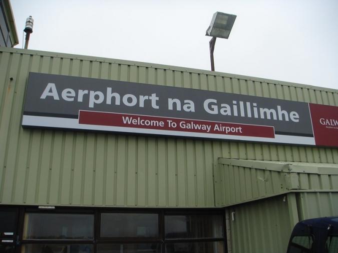 Galway tindrà un aeroport de cine, però sense avions