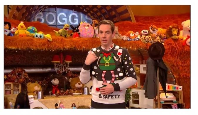 Molta broma a les xarxes amb el Late Late Toy Show