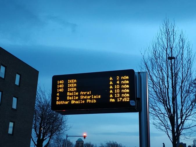 El 155 confirma la història d'amor d'IKEA i Dublin Bus