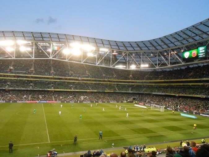 Les restriccions podrien deixar Dublin sense Eurocopa