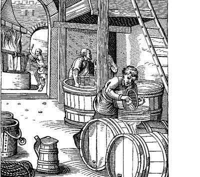 L'any 1565 beure 14 pintes d'ale al dia era normal