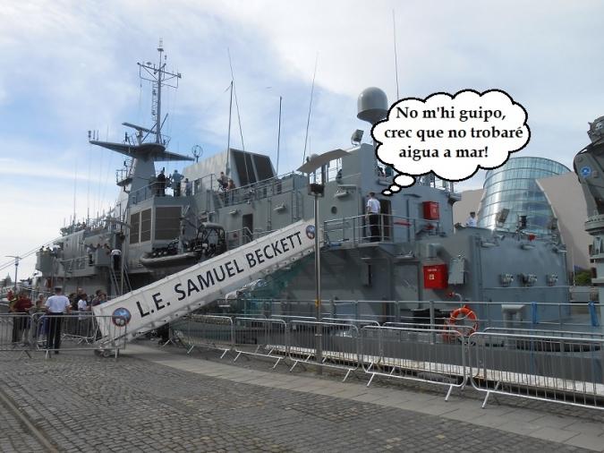 El Servei Naval acceptarà reservistes curts de vista