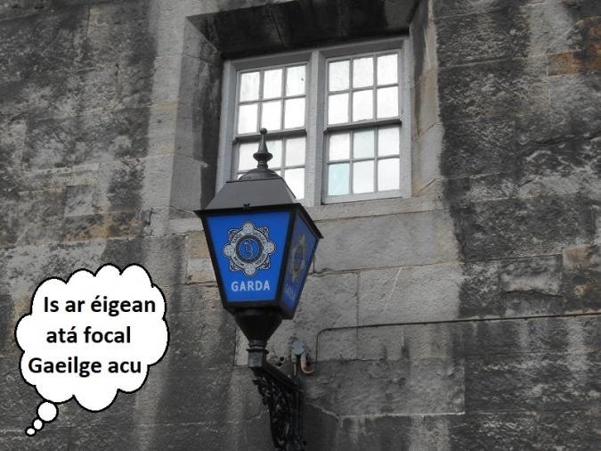 Només trenta-cinc gardaí gaeilgeoirí en tota la Gaeltacht