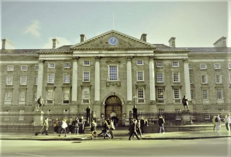 El Trinity College vol aprofitar fins al darrer centímetre