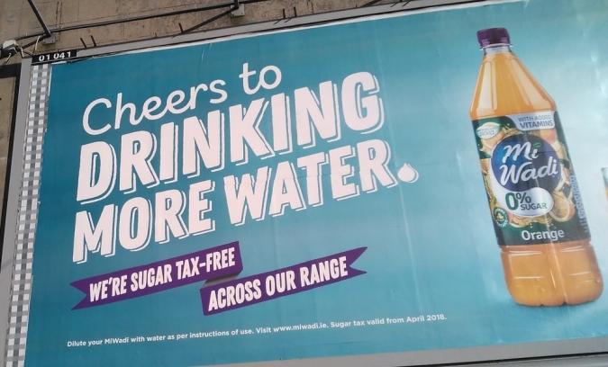 La taxa del sucre no es fa servir per a reduir l'obesitat