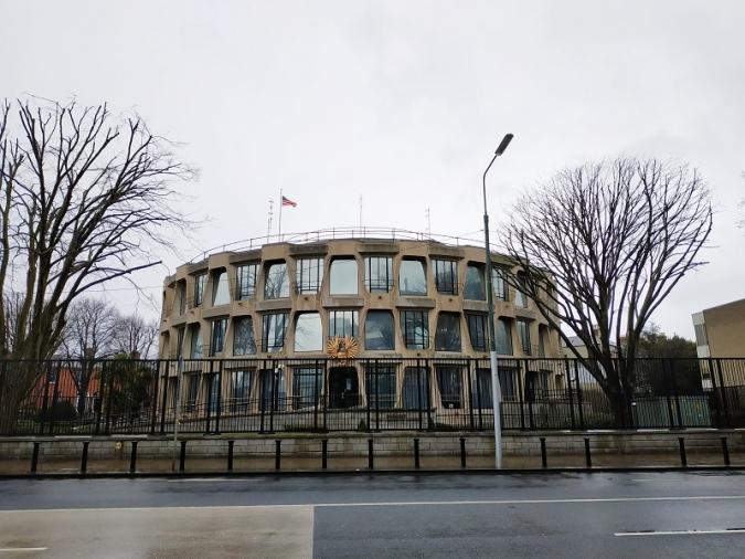 L'Open House obrirà la porta de l'ambaixada dels EUA