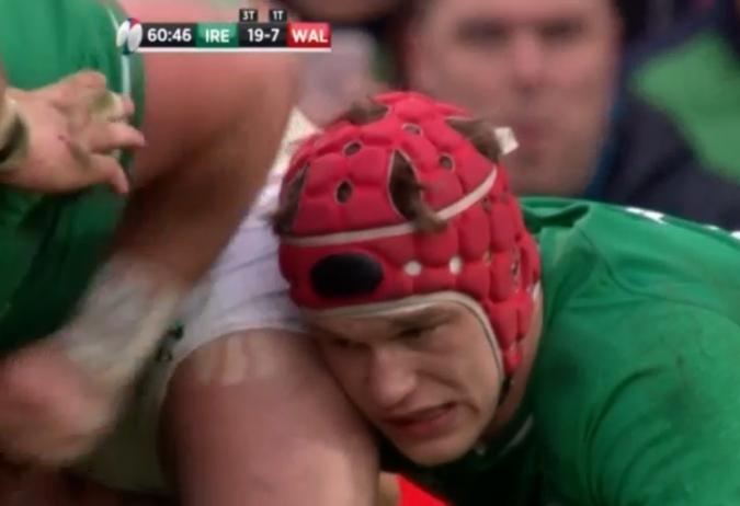 El joc elèctric d'Irlanda supera Gal·les amb claredat
