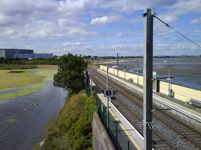 L'augment del nivell de la mar amenaça el DART