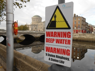 Weather forecast increases the risk of water drownings