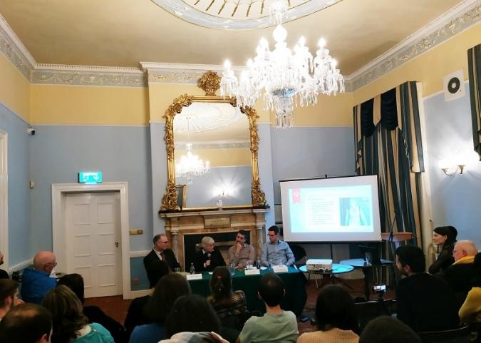 Convidats de luxe a la xerrada sobre drets humans