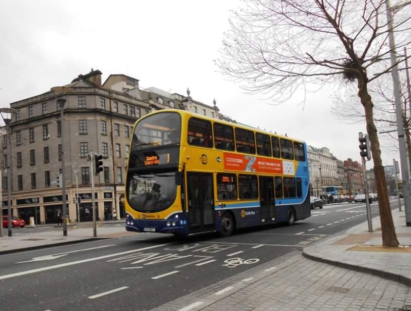 Als autobusos de Dublin la gent s'hi deixa de tot i més
