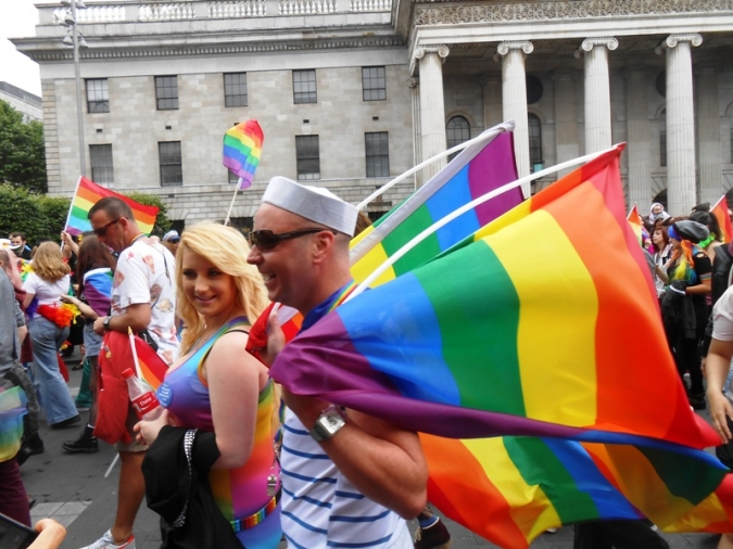 La Pride Parade de Dublin posposada fins al setembre