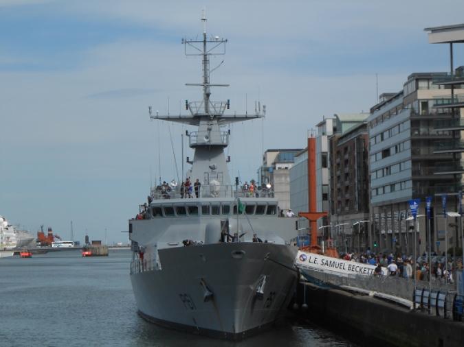 El moviment rastafari entra amb rastes al Servei Naval