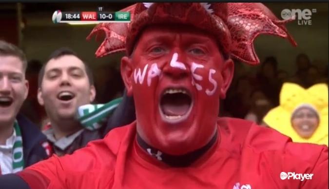 Gal·les s'endú el Grand Slam davant d'una errant Irlanda