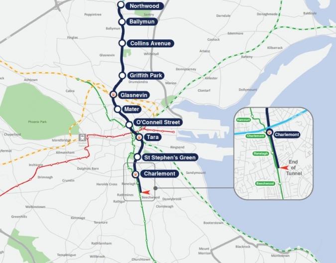 Proposta d'esmena dels veïns del sud-oest a Metrolink