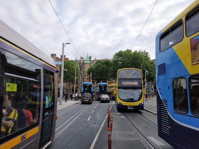 Es manté el transport públic tot i el descens d'usuaris