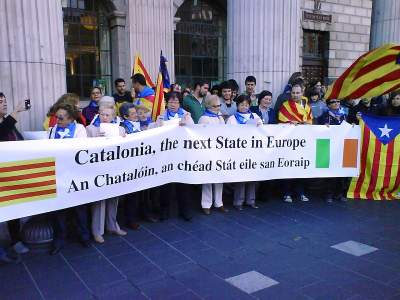 Catalonia, the next State in Europe