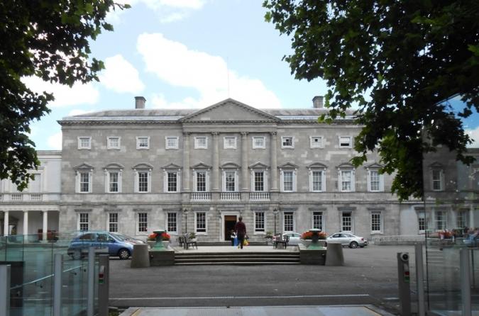 Molt de descontrol en el vot i l'assistència al Dáil