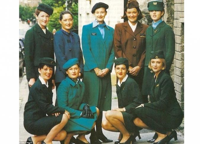 Aer Lingus deixa d'obligar les hostesses a dur faldilla