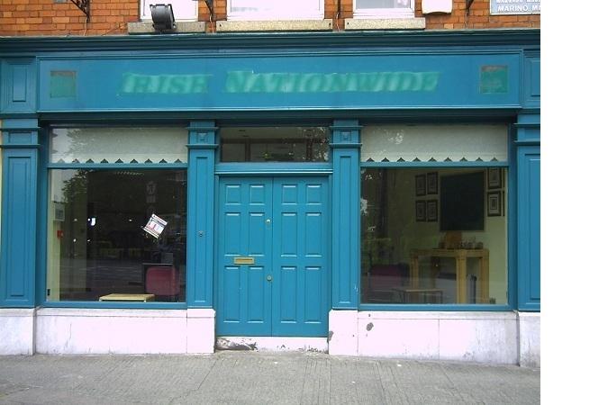 Irish Nationwide il·lustra les males pràctiques del boom