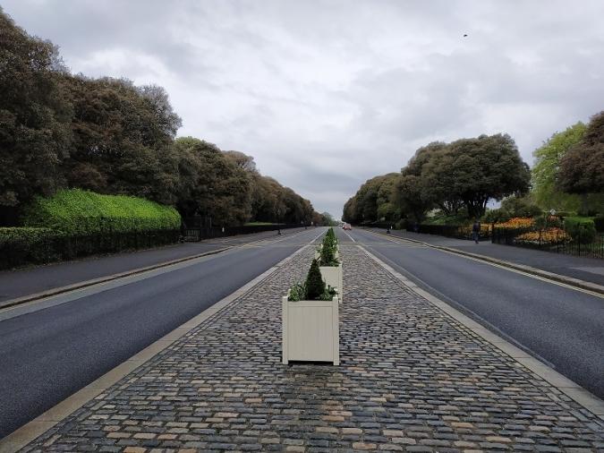 Els nous parcs de Dublin tindran noms d'escriptors