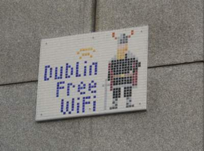 Dublin's free Wi-Fi provider enters into receivership