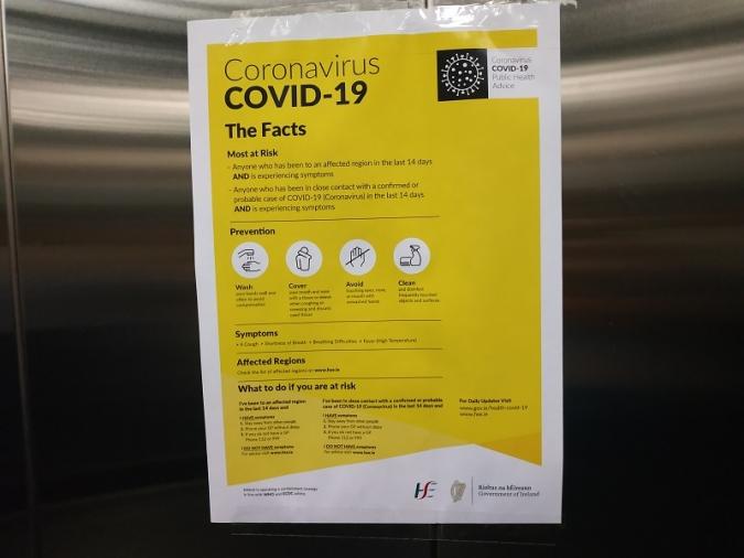 El govern engega tota la maquinària contra el Covid-19