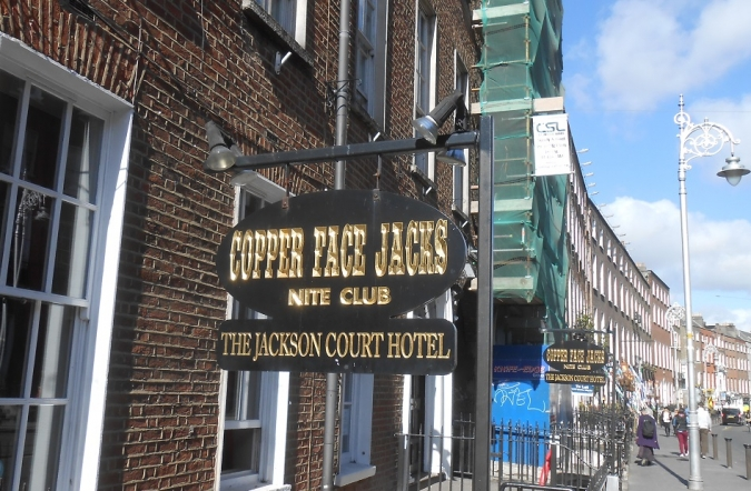 En venda el Coppers, la Sodoma i Gomorra de Dublin
