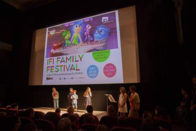 Estrena d'Inside Out (Pixar) al Festival Familiar de l'IFI