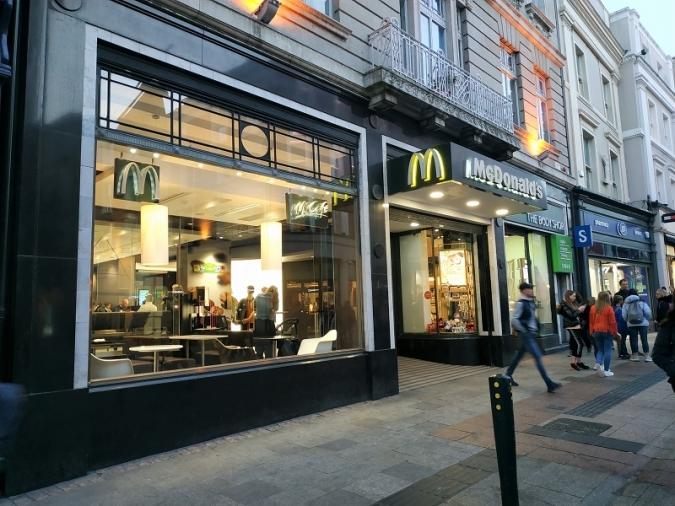 El McDonald's també acaba sucumbint a la Covid-19