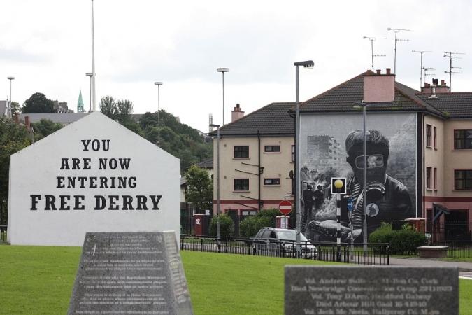 Un diputat nord-irlandès revela el nom del Soldat F