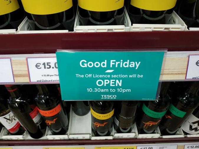 L'alcohol podria arribar a ser un 40% més barat al Nord