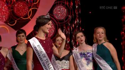 La Rose de Chicago, Rose of Tralee 2016