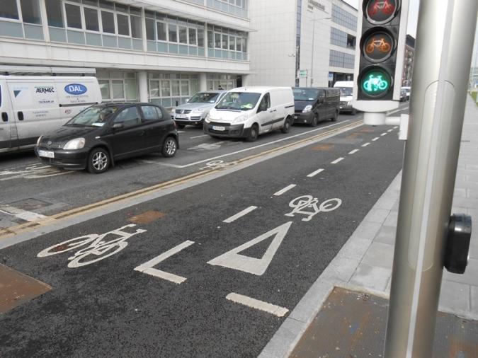 El Velo-city suspèn Dublin en infraestructura ciclista
