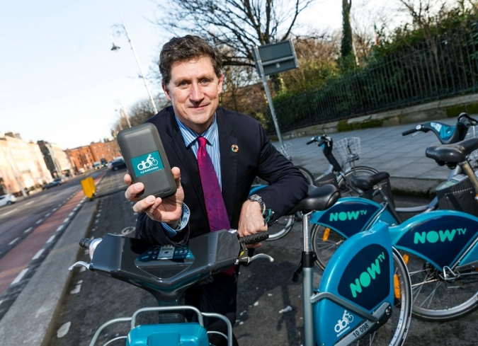 La meitat de les Dublin Bikes tindran l'opció híbrida