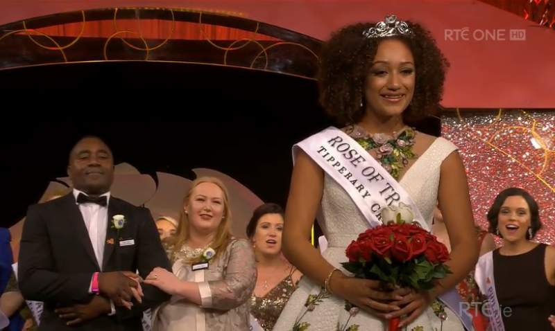 La Rose de Waterford és la nova Rose of Tralee