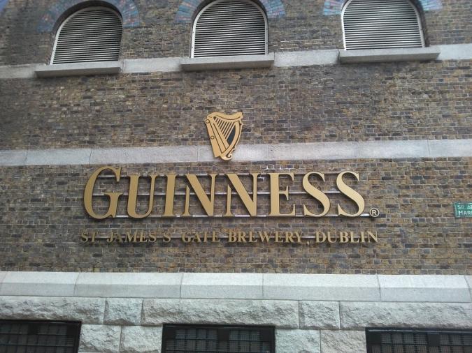 La Guinness, líder indiscutible en nombre de visitants