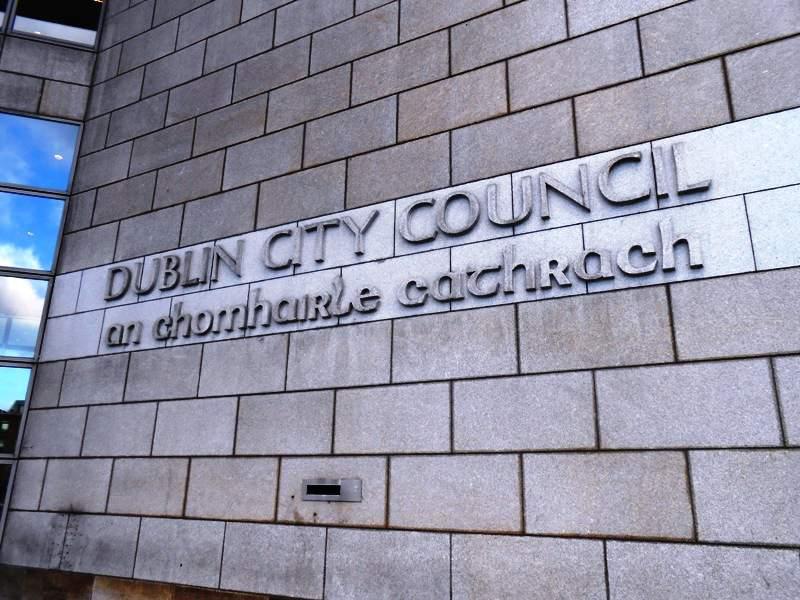 L'ajuntament de Dublin podria multar-se a ell mateix